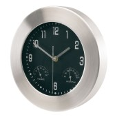 Alu wall clock .